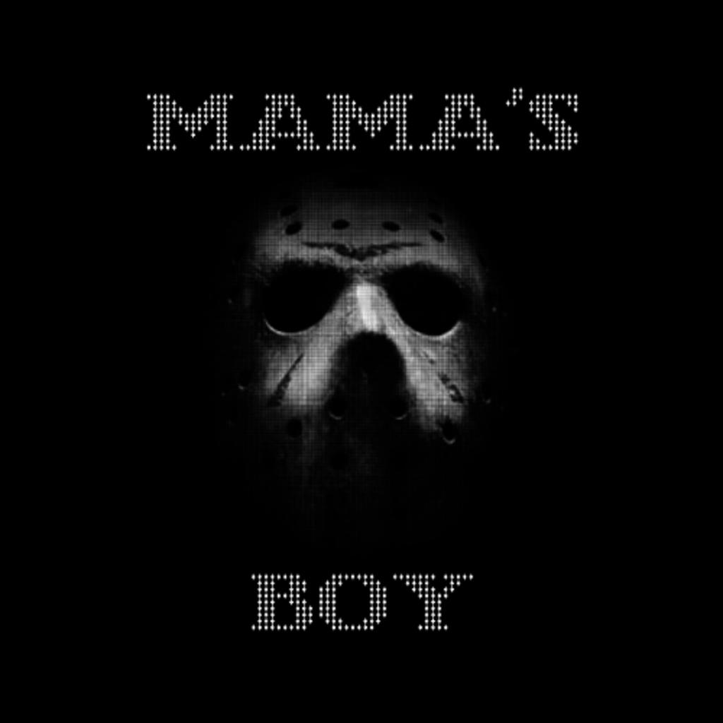 Five Finger Tees: Mama's Boy Jason Voorhees T-Shirt