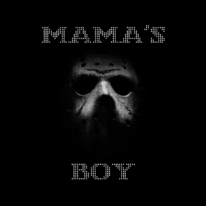 Five Finger Tees: Mama's Boy Jason Voorhees T-Shirt