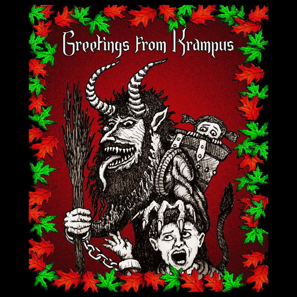 NeatoShop: Greetings from Krampus!