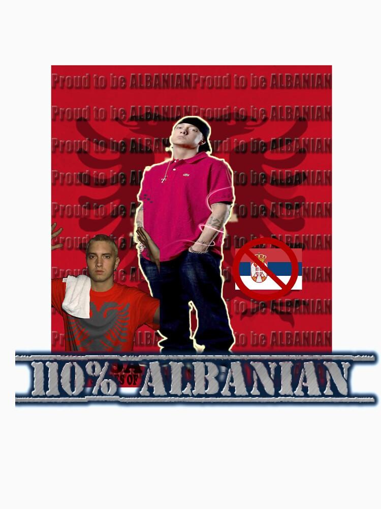 RedBubble: Albanian Eminem