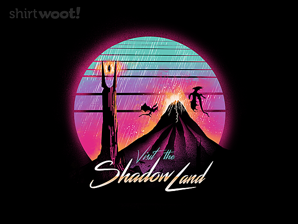 Woot!: Visit the Shadow Land