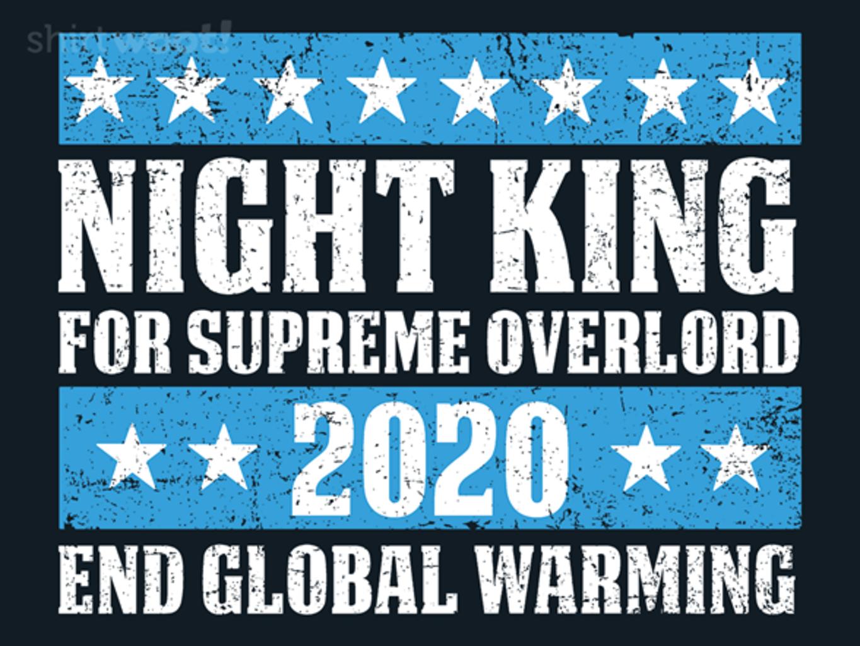 Woot!: Night King 2020