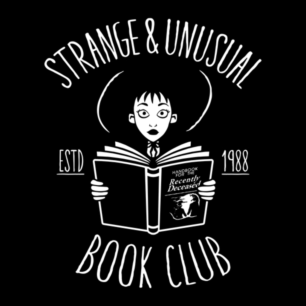 NeatoShop: Unusual Book Club