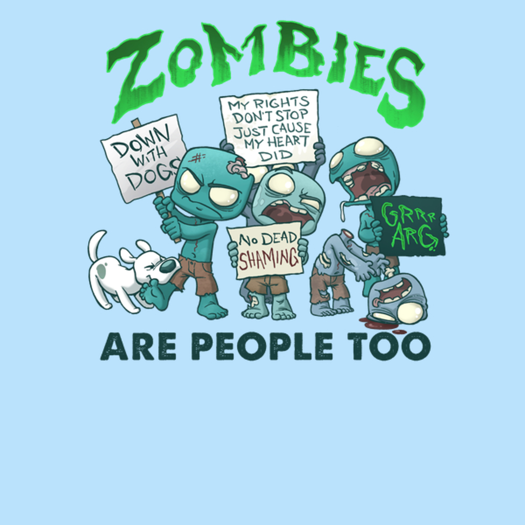 NeatoShop: Zombie Protest