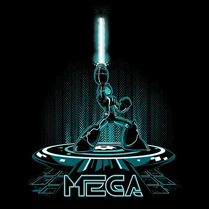 Once Upon a Tee: Mega