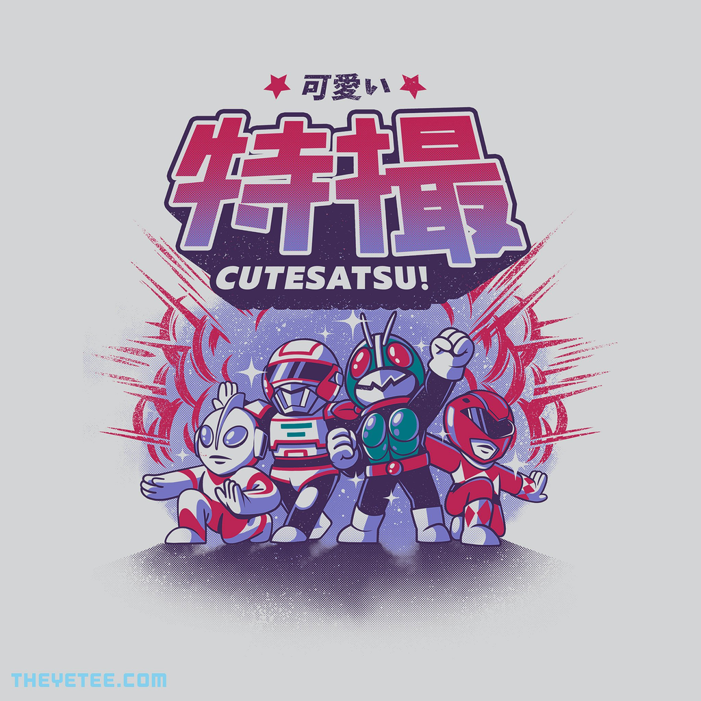 The Yetee: Cutesatsu