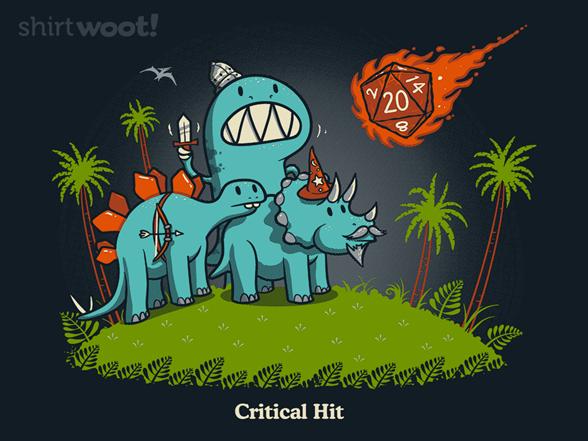 Woot!: Critical Hit Remix