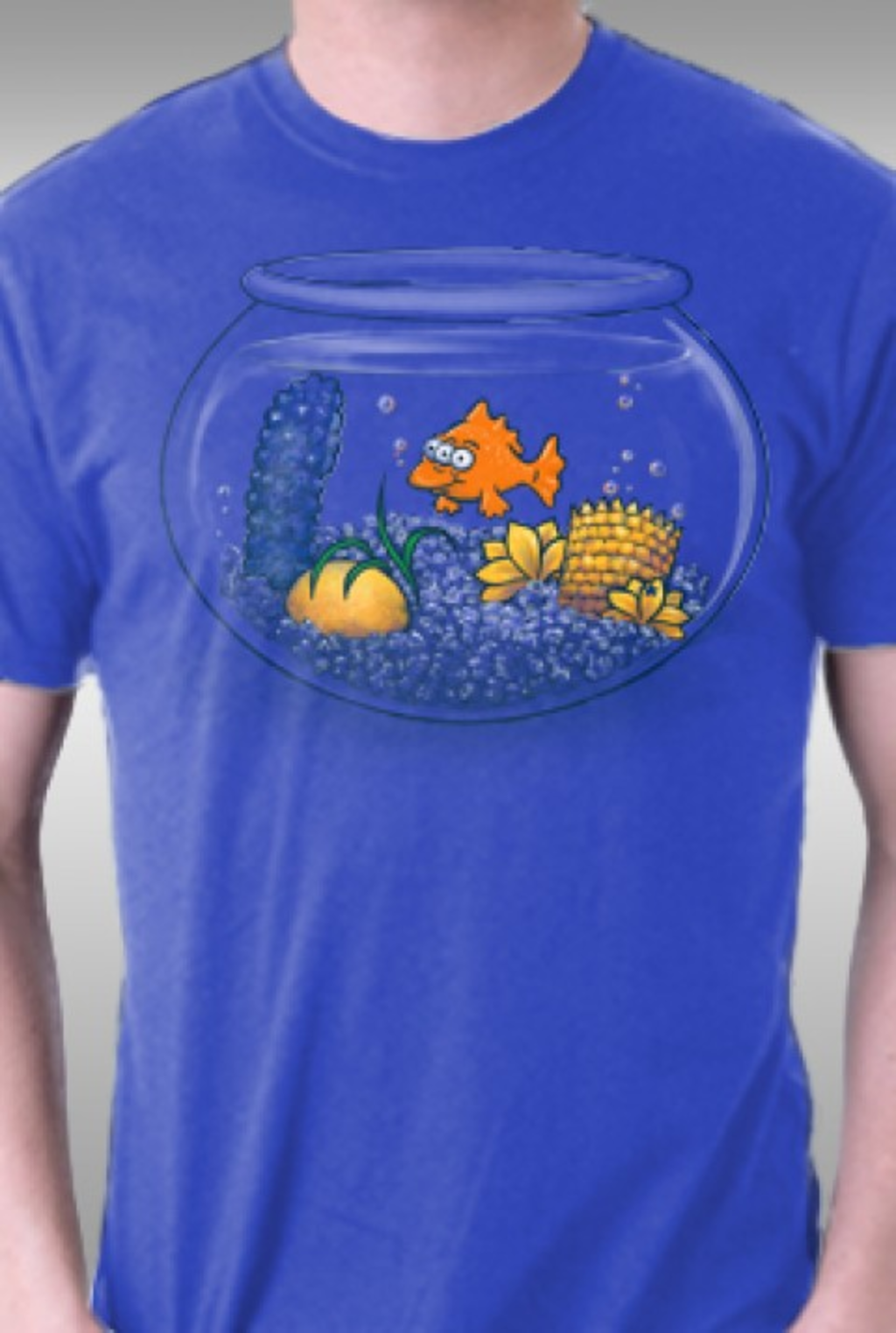 TeeFury: Something Fishy In Town