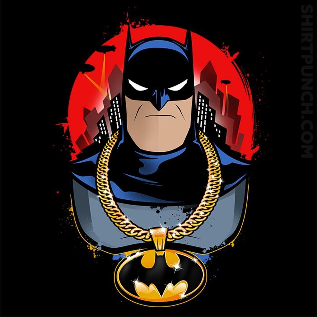ShirtPunch: Dark Knight Drip