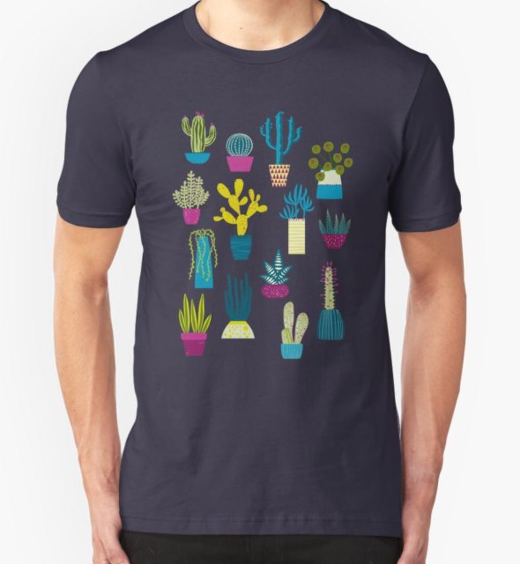 RedBubble: Cactus Garden