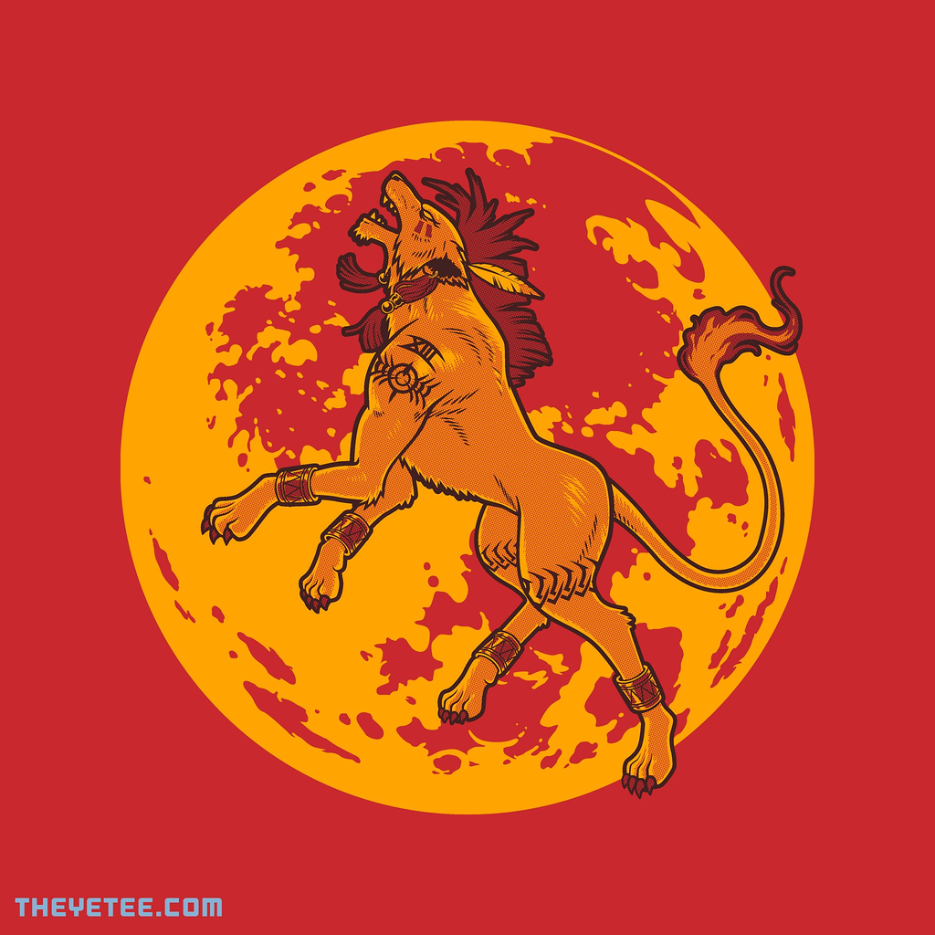 The Yetee: Howling Moon (2CF)