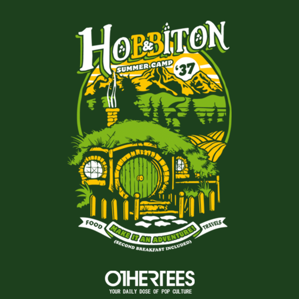 OtherTees: Shire Summer Camp