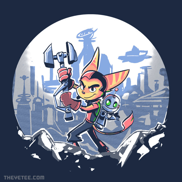 The Yetee: Galactic Duo