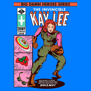 We Heart Geeks: The Invincible Kaylee