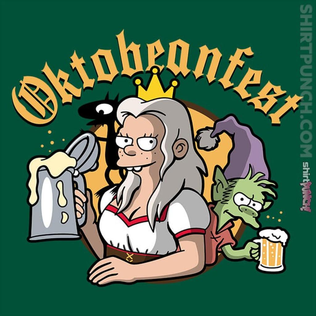 ShirtPunch: Oktobeanfest