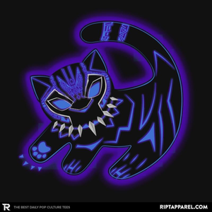 Ript: The Glowing Panther King