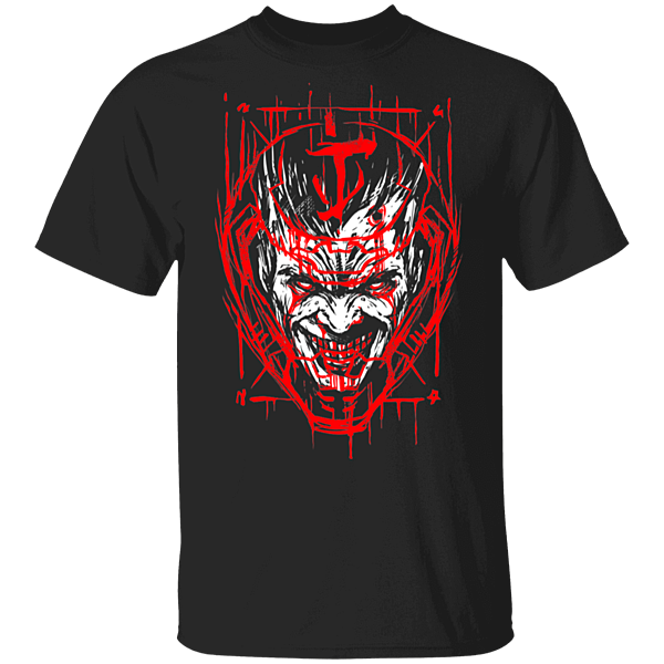Pop-Up Tee: The Only Face They Fear