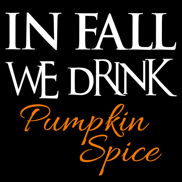 NeatoShop: In Fall we Pumpkin Spice