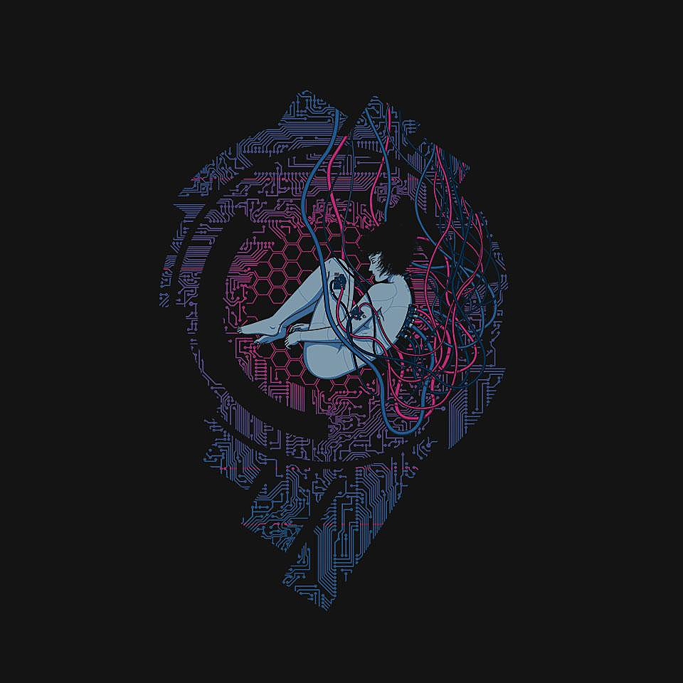 TeeFury: Wired Existence