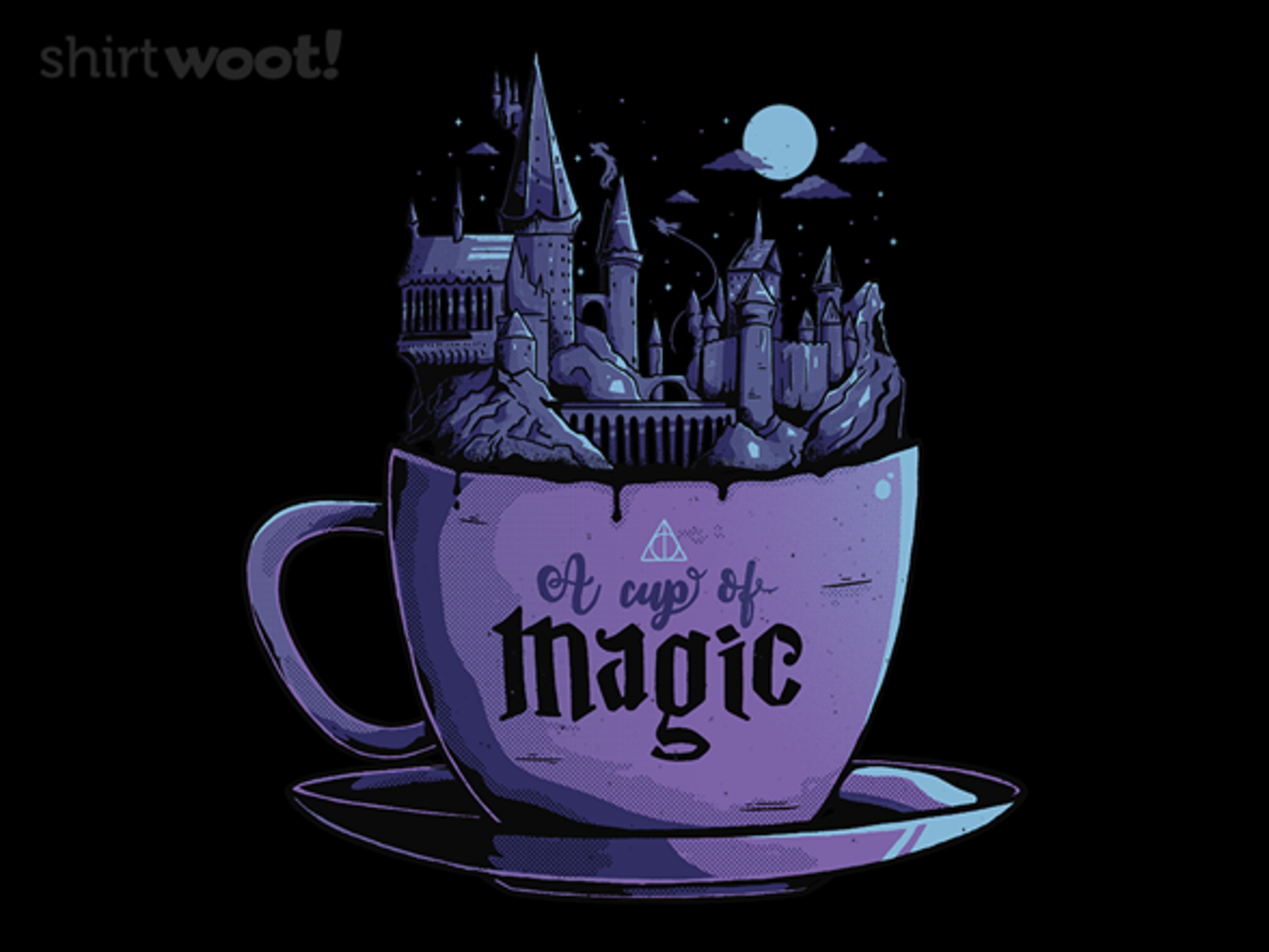 Woot!: A Cup of Magic