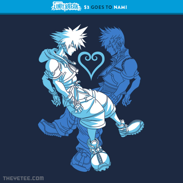 The Yetee: One Heart
