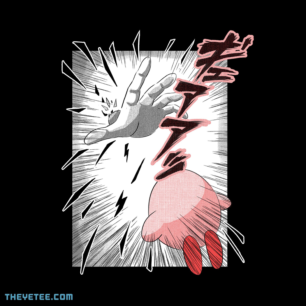 The Yetee: ULTIMATE Fight