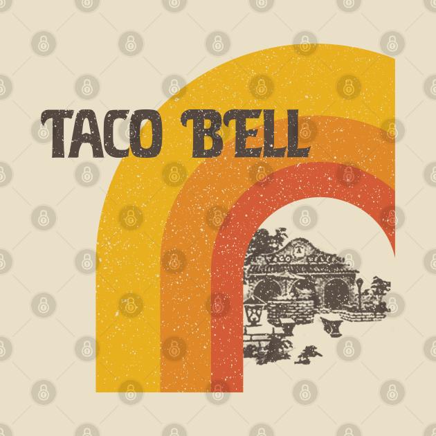 TeePublic: Vintage Taco