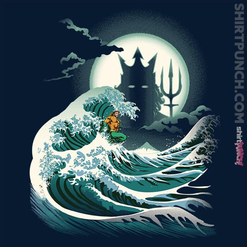 ShirtPunch: The Wave Of Atlantis
