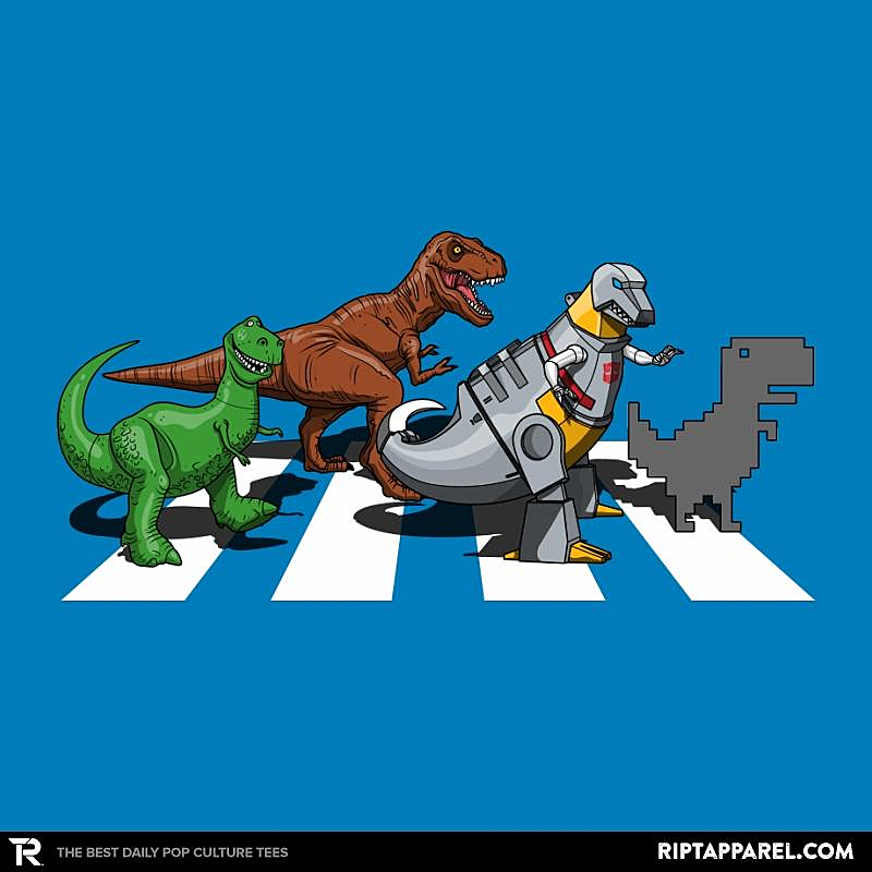 Ript: Dino Crossing