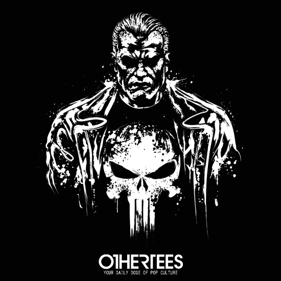 OtherTees: The Man Behind the Skull