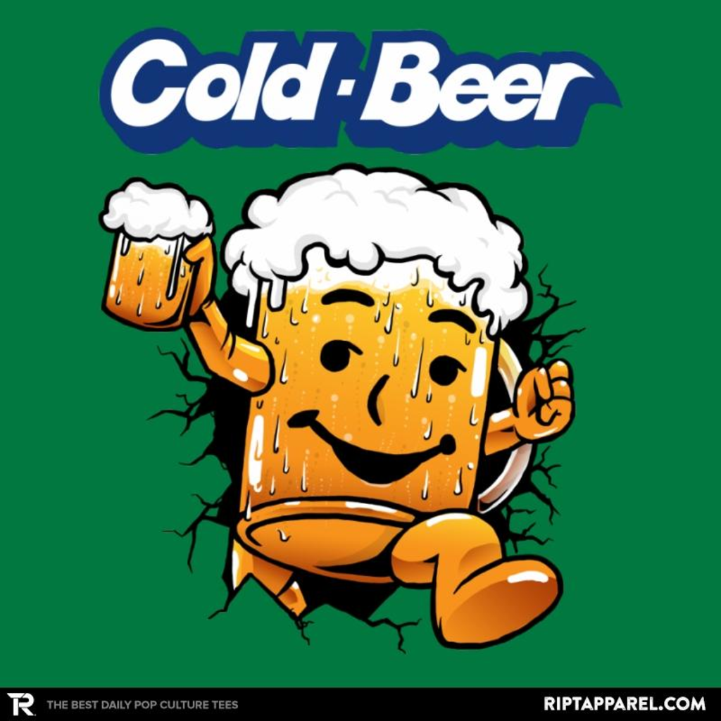 Ript: Cold Beer