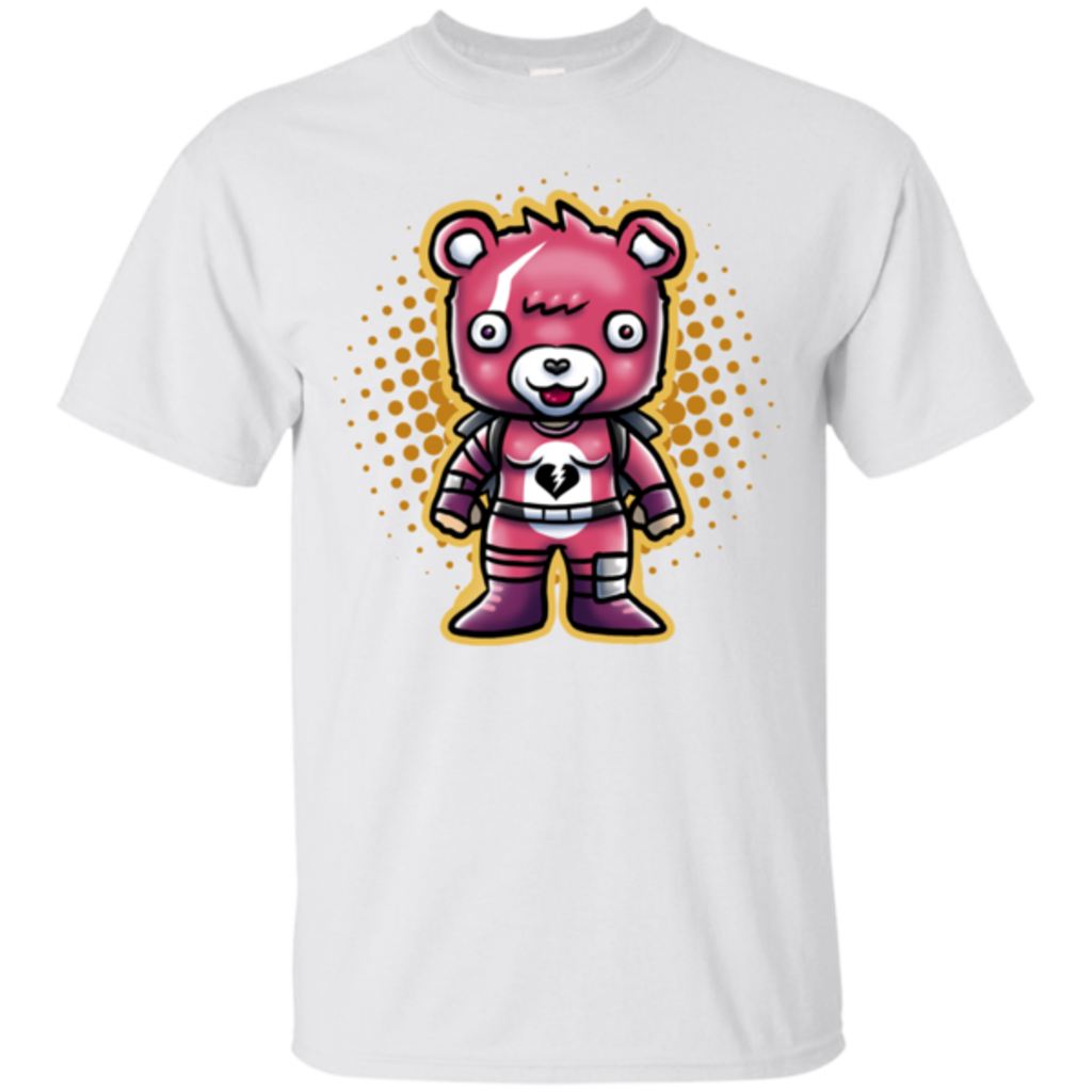 Pop-Up Tee: Cuddle Chibi