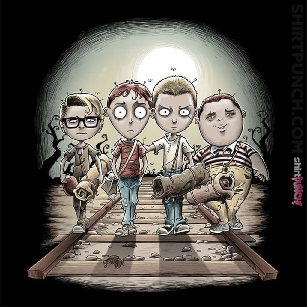 ShirtPunch: Stand By Me