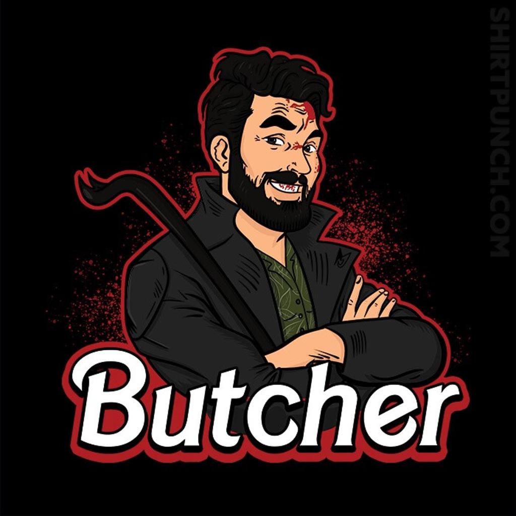 ShirtPunch: Butcher