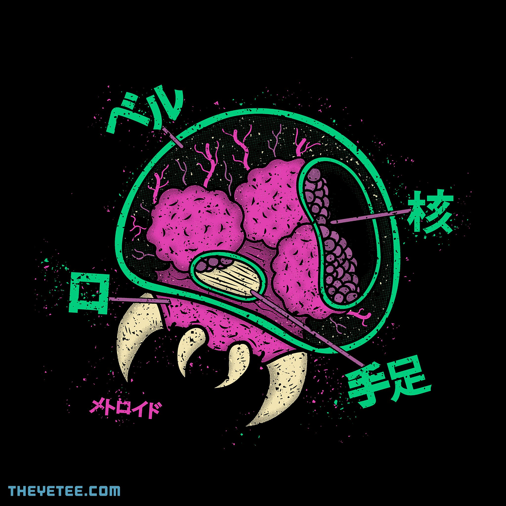 The Yetee: METROIDE
