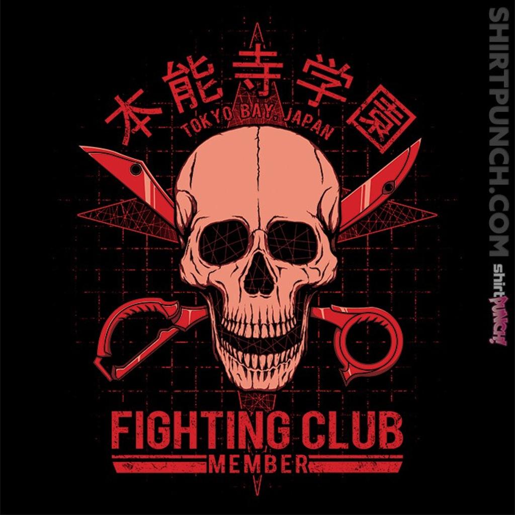 ShirtPunch: Honnouji fighting Club