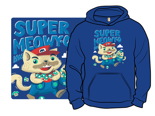 Woot!: Super Meowy-o Bros