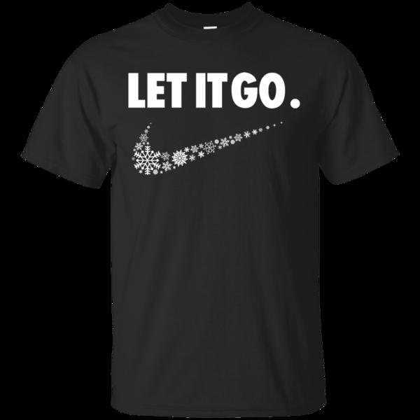 Pop-Up Tee: Let It Go