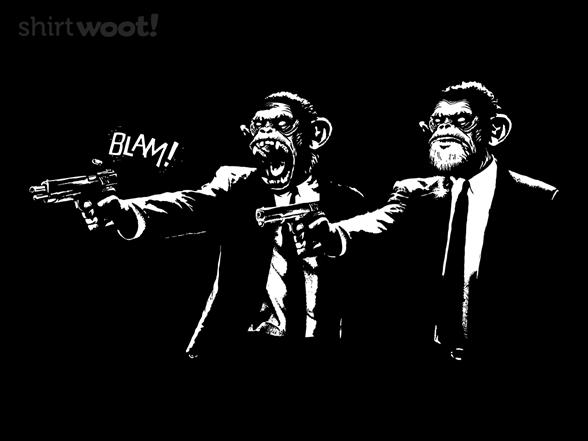 Woot!: Ape Fiction