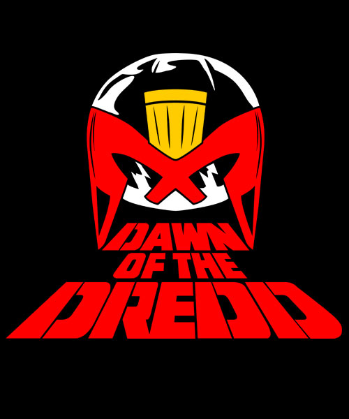 EnTeeTee: Dawn of the Dredd