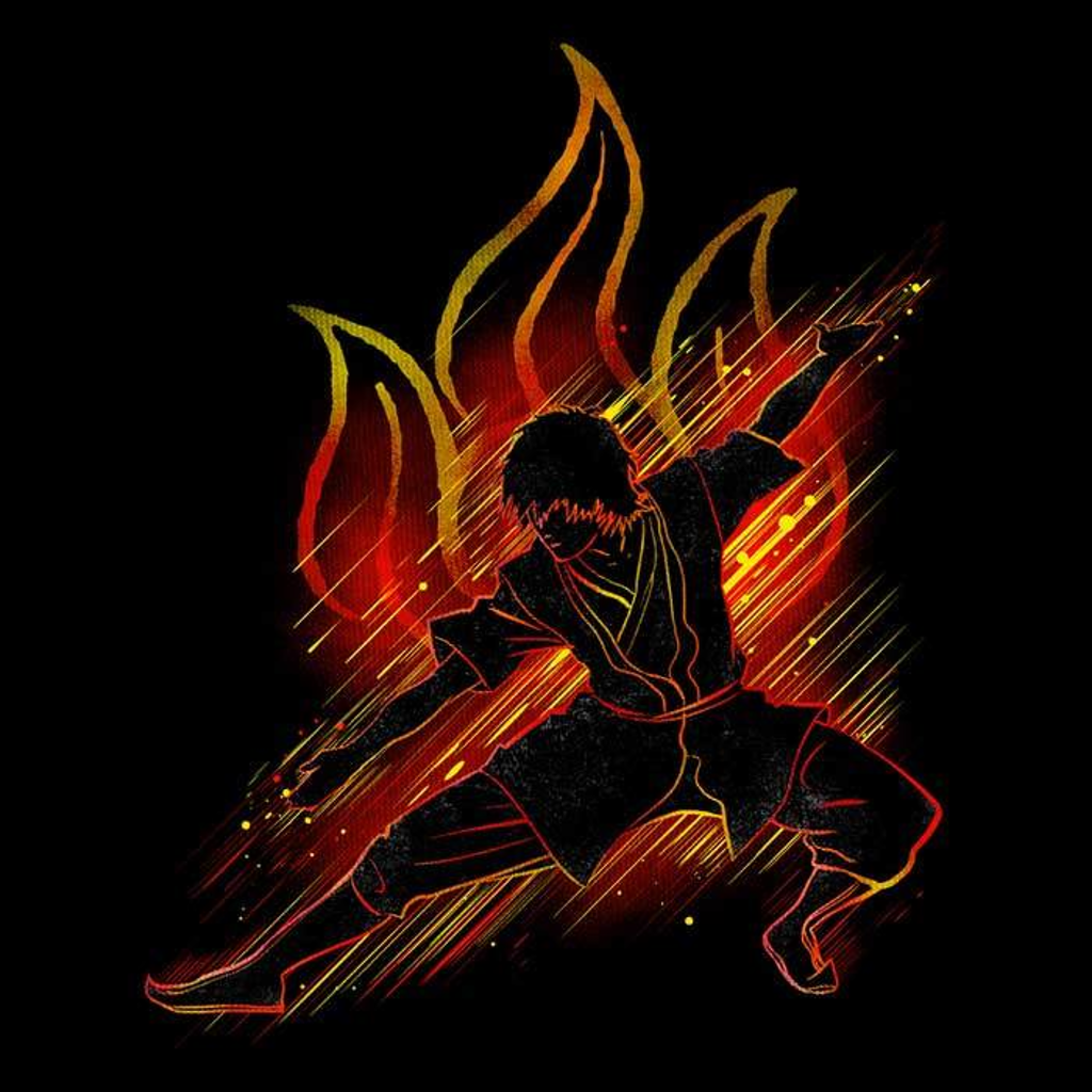 Once Upon a Tee: The Fire Bender
