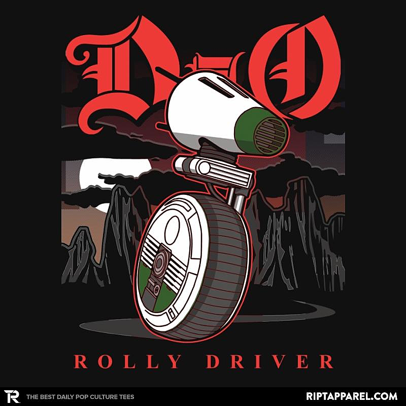 Ript: Rolly Driver