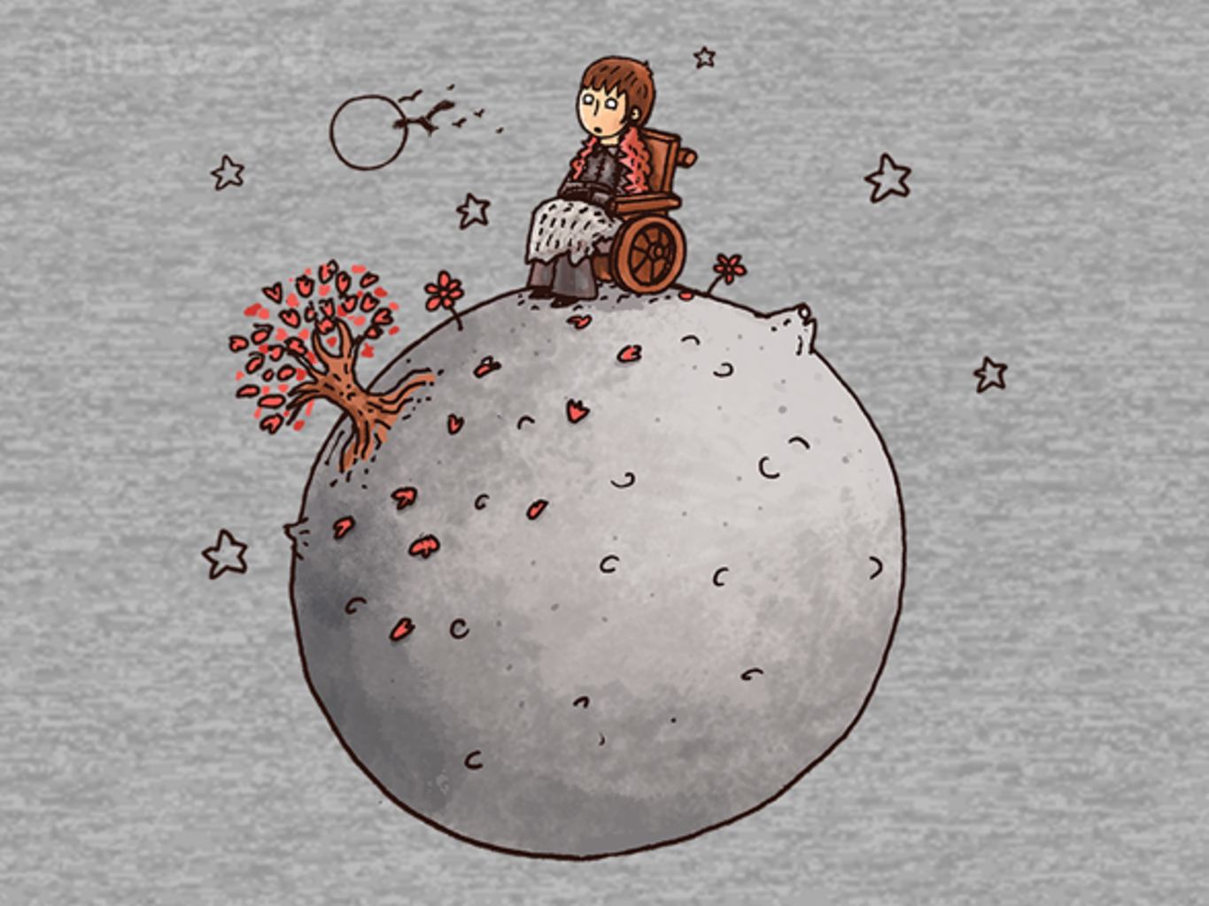 Woot!: Little Prince in the North