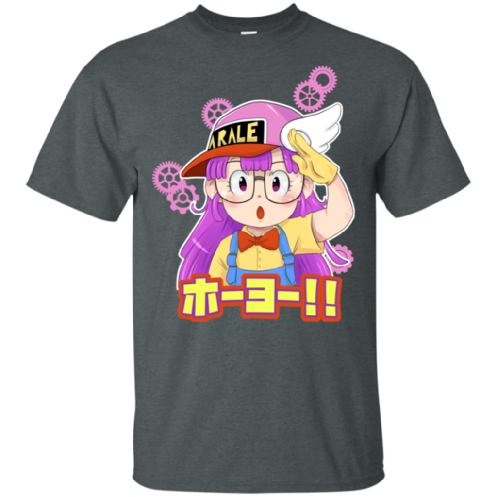 Pop-Up Tee: Dr Slump Hoyo!