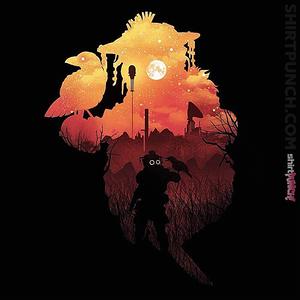 ShirtPunch: Bloodhound Sunset