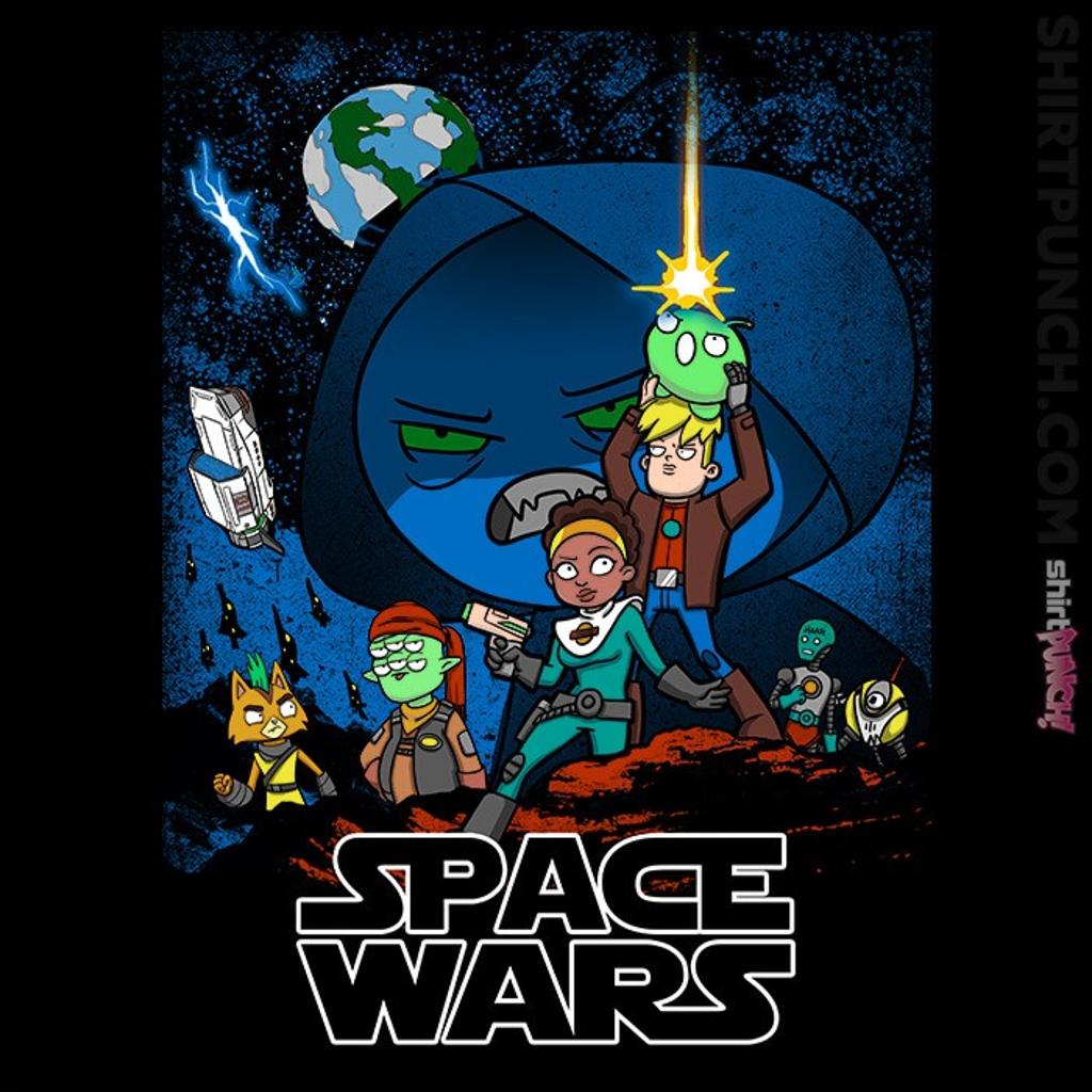 ShirtPunch: Space Wars