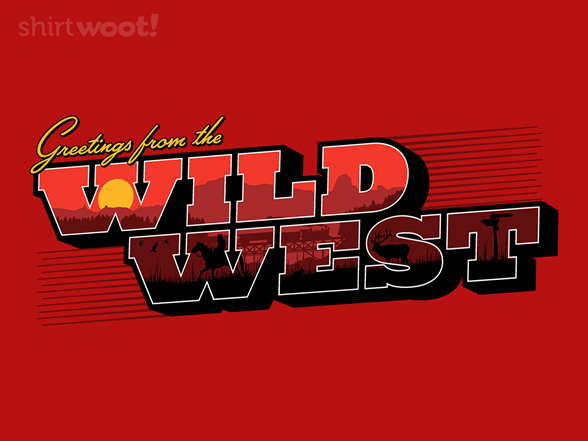 Woot!: Wild West Redemption