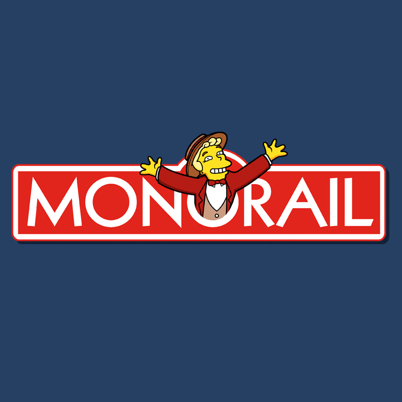 Pampling: Monorail