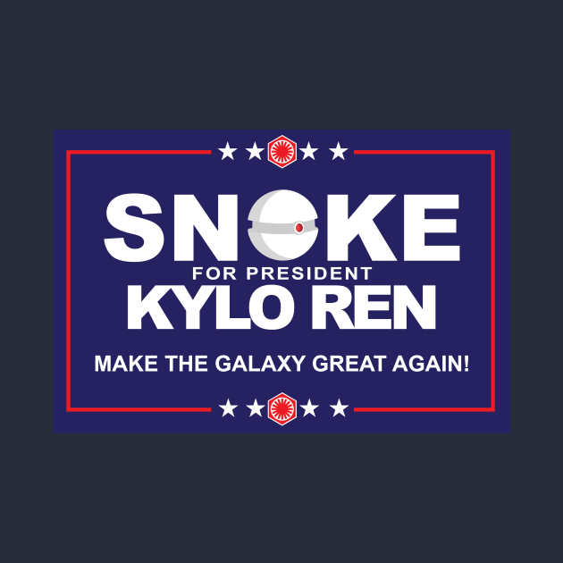 TeePublic: Make the Galaxy Great Again!
