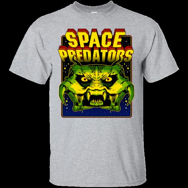 Pop-Up Tee: Space Predator